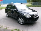 VW Tiguan 2.0 TDI DPF 4Motion 2008